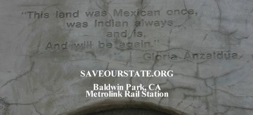 Baldwin Park Monument