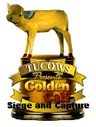 Siege and Capture Golden Calf
