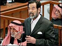 Saddam Hussein Sentenced