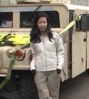 Michelle Malkin in Iraq