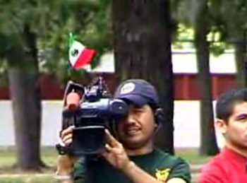 Traitor NBC Cameraman
