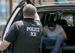 ICE Ignores Illegal Aliens