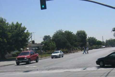 Jaywalking Illegal Aliens