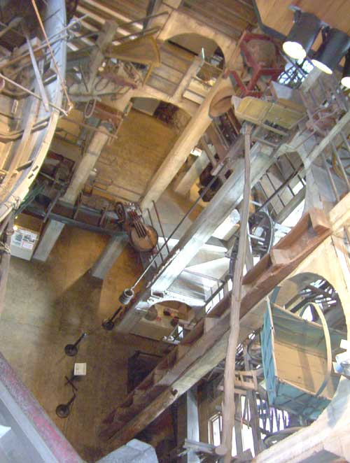 Mercer Museum Dizzy View