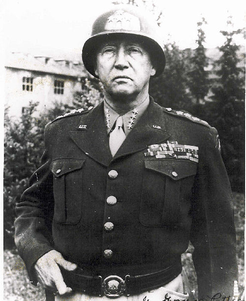 General George S Patton