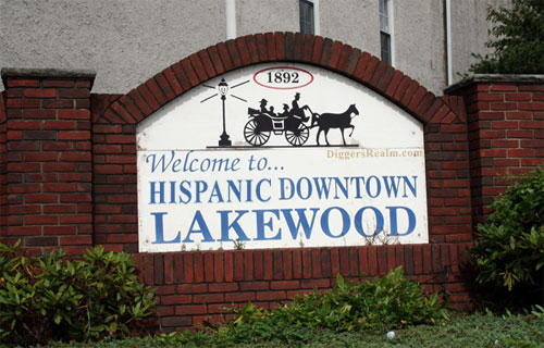 Hispanic Downtown Lakewood