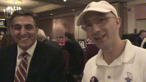 Lou Barletta and Digger