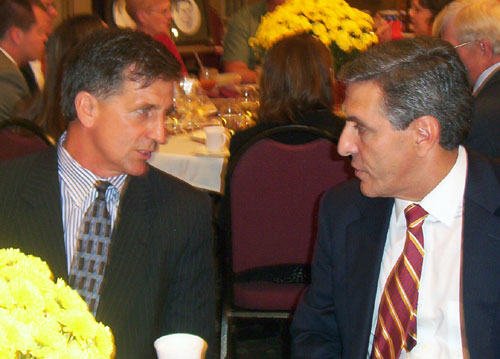 Mark Gillen and Lou Barletta