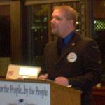 Wilkes-Barre Vicente Fox Protest Dan Smeriglio