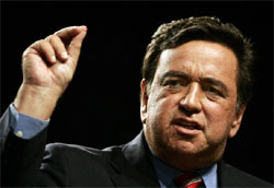 Bill Richardson Presidential Failure