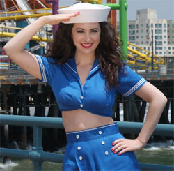 Gina Elise Pinups For Vets
