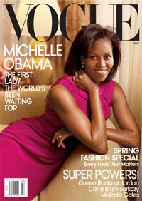 Vogue Michelle Obama