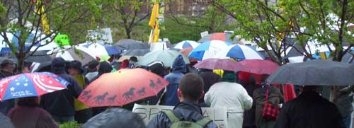 Philadelphia Tea Party
