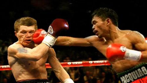 Manny Pacquiao Devastates Ricky Hatton