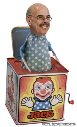 Henry Waxman Jack In The Box