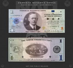 Amero 1 dollar