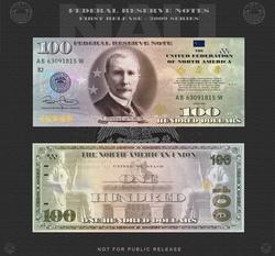 Amero 100 dollar