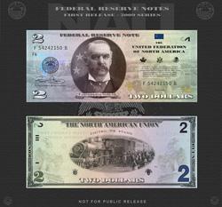 Amero 2 dollar