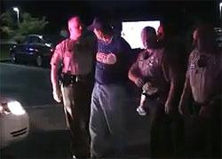 SEIU Thug Arrested
