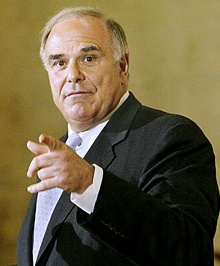 Pennsylvania Governor Ed Rendell