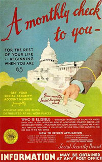 Social Security Advertisement