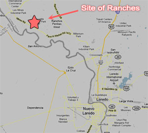 BREAKING Multiple Ranches In Laredo TX Taken Over By Los Zetas
