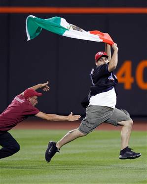 Mets Mexican Flag