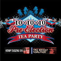 Tea Party Oceanside