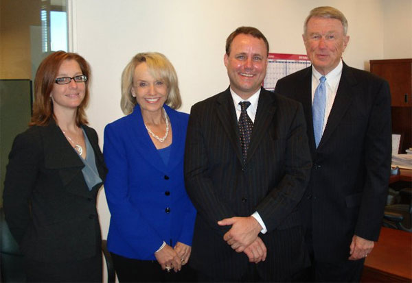 Arizona SB1070 Legal Team
