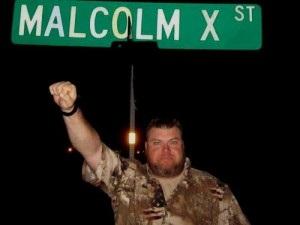 JT Ready Malcolm X Road