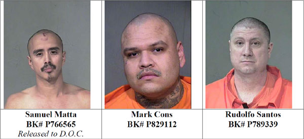 Arpaio Assassination Suspects, Matta Cons and Santos